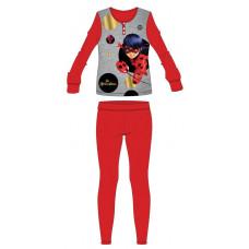 Dievčenské dlhé pyžamo Kouzelná Beruška