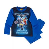 Pyžamo chlapčenské Lego Batman modré