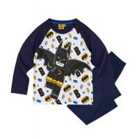 Pyžamo chlapčenské Lego Batman tmavo modré 104