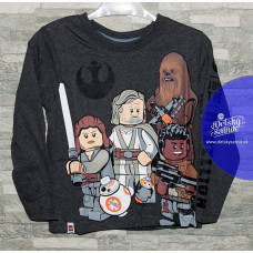 Chlapčenské tričko Star Wars Lego 104, 116