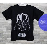 Chlapčenské letné tričko Star Wars strieborné