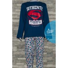 Chlapčenské pyžamo Superman authentic