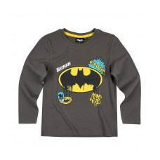 Tričko chlapčenské Batman s dlhým rukávom