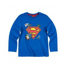 Tričko chlapčenské Superman s dlhým rukávom