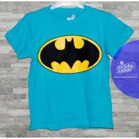 Chlapčenské letné tričko Batman tyrkysové