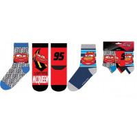 Chlapčenské ponožky Disney Cars vzor 2