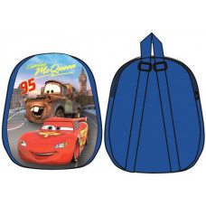 Batoh Autá- McQueen modrý plyšový