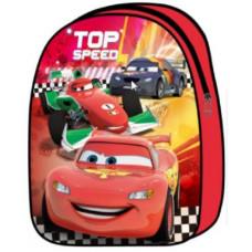 Batoh Autá- McQueen červený 27cm.
