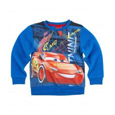 Chlapčenská mikina Disney Cars modrá