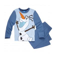 Chlapčenské pyžamo Disney Frozen Olaf modré