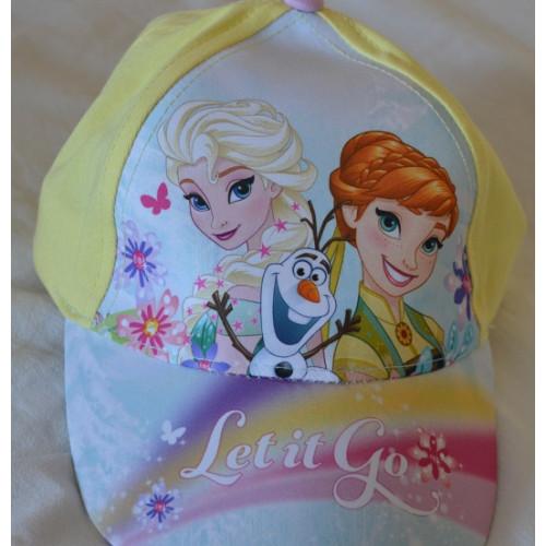 3d73e42ed0f0 Dievčenská šiltovka Disney Frozen žltá · Dievčenská šiltovka Disney Frozen  žltá