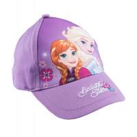 Dievčenská šiltovka Disney Frozen Elsa a Anna