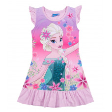 Nočná košeľa letná Disney Frozen Elsa