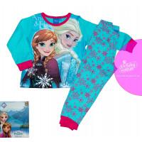 Pyžamo Disney Ľadové kráľovstvo modré- darčekové balenie č.128