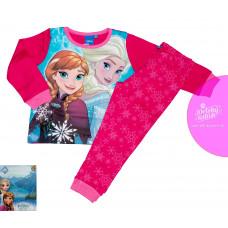 Pyžamo Disney Ľadové kráľovstvo ružové- darčekové balenie
