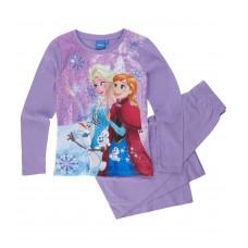Pyžamo Disney Ľadové kráľovstvo fialové