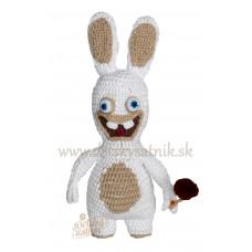 Háčkovaný Zajac nezbedník