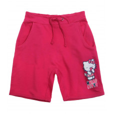 Dievčenské šortky Hello Kitty ružové