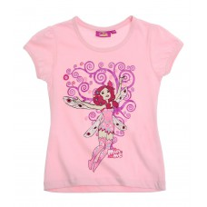 Tričko Mia a Ja s krátkym rukávom ružové