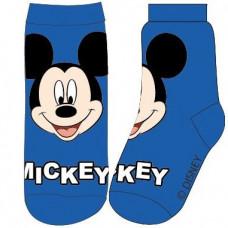Chlapčenské ponožky Disney Mickey Mouse modré