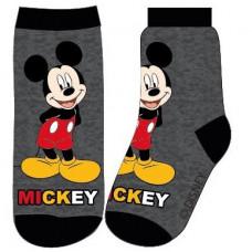 Chlapčenské ponožky Disney Mickey Mouse šedé