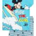 Pyžamo chlapčenské letné Disney Mickey Mouse modré