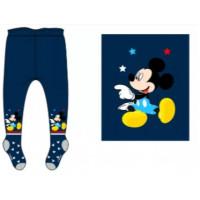 Chlapčenské pančušky Mickey Mouse modré