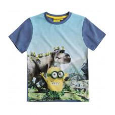 Tričko Mimoň a dinosaurus s krátkym rukávom