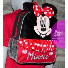 Dievčenský 3D batoh Disney Minnie 26cm
