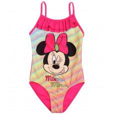 Jednodielne plavky Disney Minnie ružové