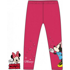 Legíny s motívom Disney Minnie ružové