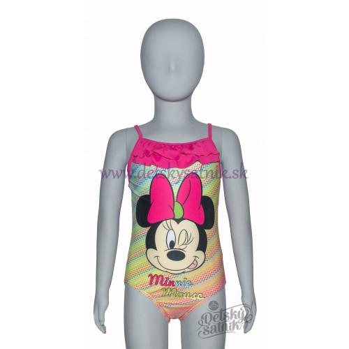 fcad7599d Jednodielne plavky Disney Minnie ružové · Jednodielne plavky Disney Minnie  ružové