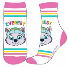 Dievčenské ponožky Paw Patrol biele 31/34
