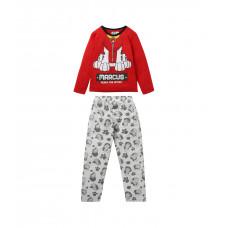 Chlapčenské dlhé pyžamo dlhé Paw Patrol Marcus 98,104,110