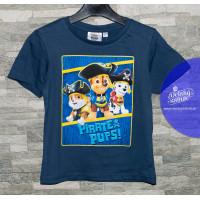 Chlapčenské tričko letné Paw Patrol pirát