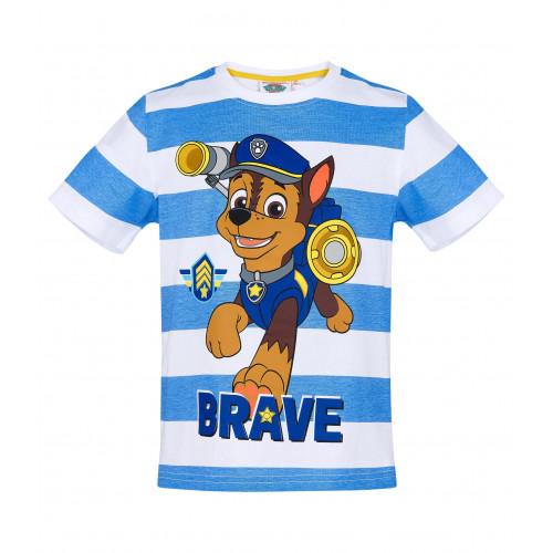 60fe8159f Paw Patrol Tričko s krátkym rukávom Chase | Oblečenie pre deti