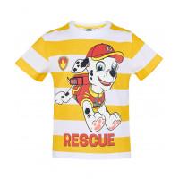 Paw Patrol Tričko s krátkym rukávom Marshall žlté