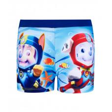 Chlapčenské plavky Paw Patrol modré č.98,128