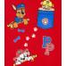 Chlapčenské dlhé tričko Paw Patrol červené 1