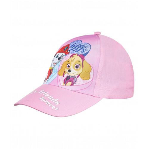 e0efd74f5 Dievčenská šiltovka Paw Patrol ružová | Oblečenie pre deti