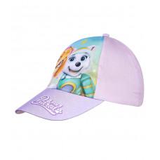 Dievčenská šiltovka Paw Patrol fialová 54