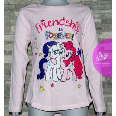 Dievčenské tričko My Little Pony ružové