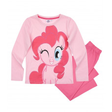 Dievčenské dlhé pyžamo My Little Pony fuchsia