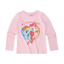 Dlhé tričko My Little Pony ružové
