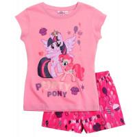 Letné pyžamo My Little Pony ružové