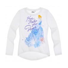 Tričko Disney Popoluška s dlhým rukávom