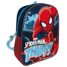 Batoh Spiderman modrý 27 cm