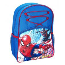 Batoh Spiderman modrý