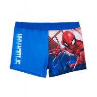 Chlapčenské plavky Spiderman modré