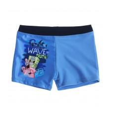 Chlapčenské plavky Spongebob bledé
